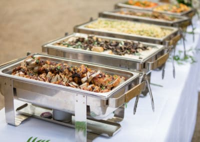 Buffet, Bowtie Catering