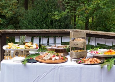 Food, Bend Bowtie Catering